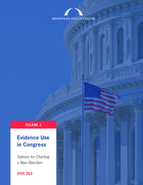 Evidence Use in Congress: Options for Charting a New Direction; Volume 2