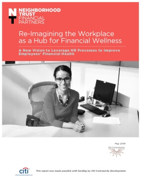 Re-Imagining the Workplace as a Hub for Financial Wellness