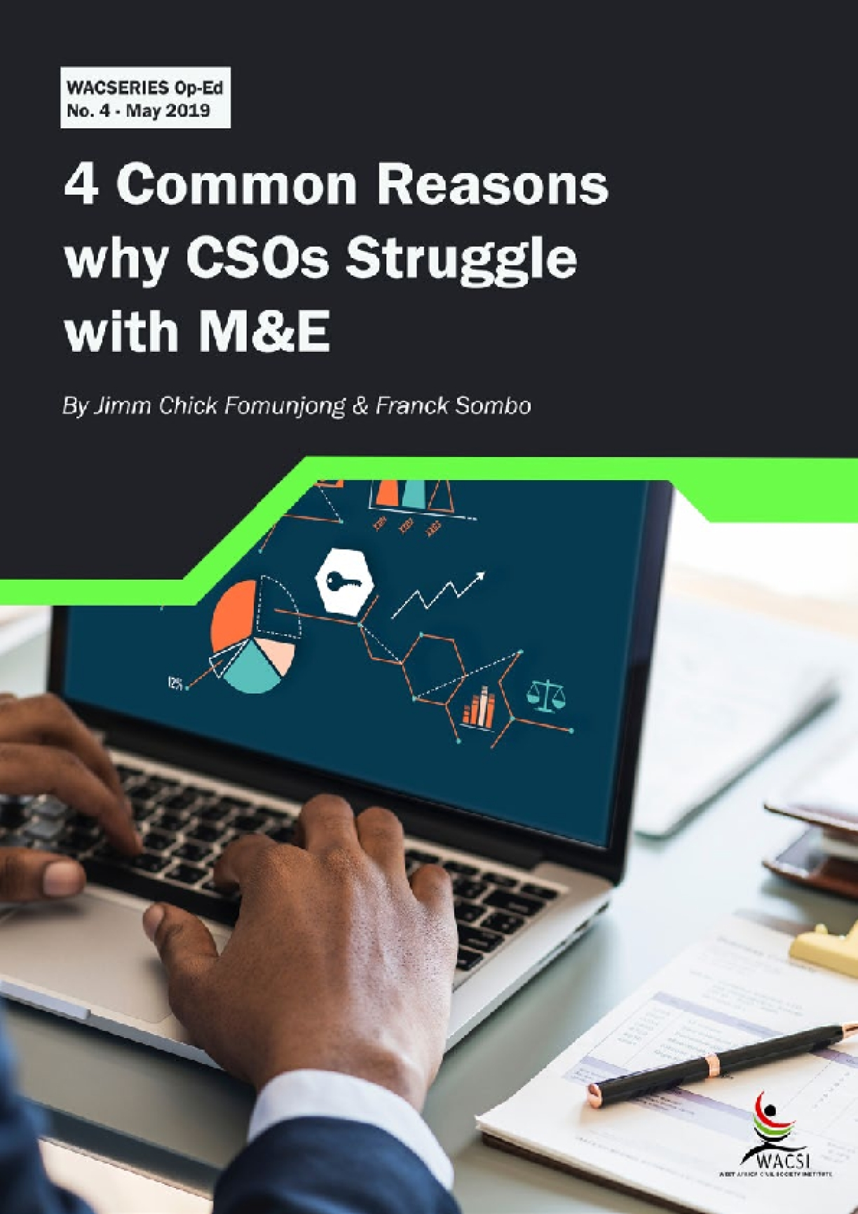 4 Common Reasons why CSOs Struggle with M&E